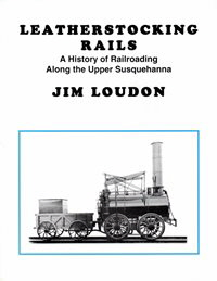 Book Leatherstocking Rails 200
